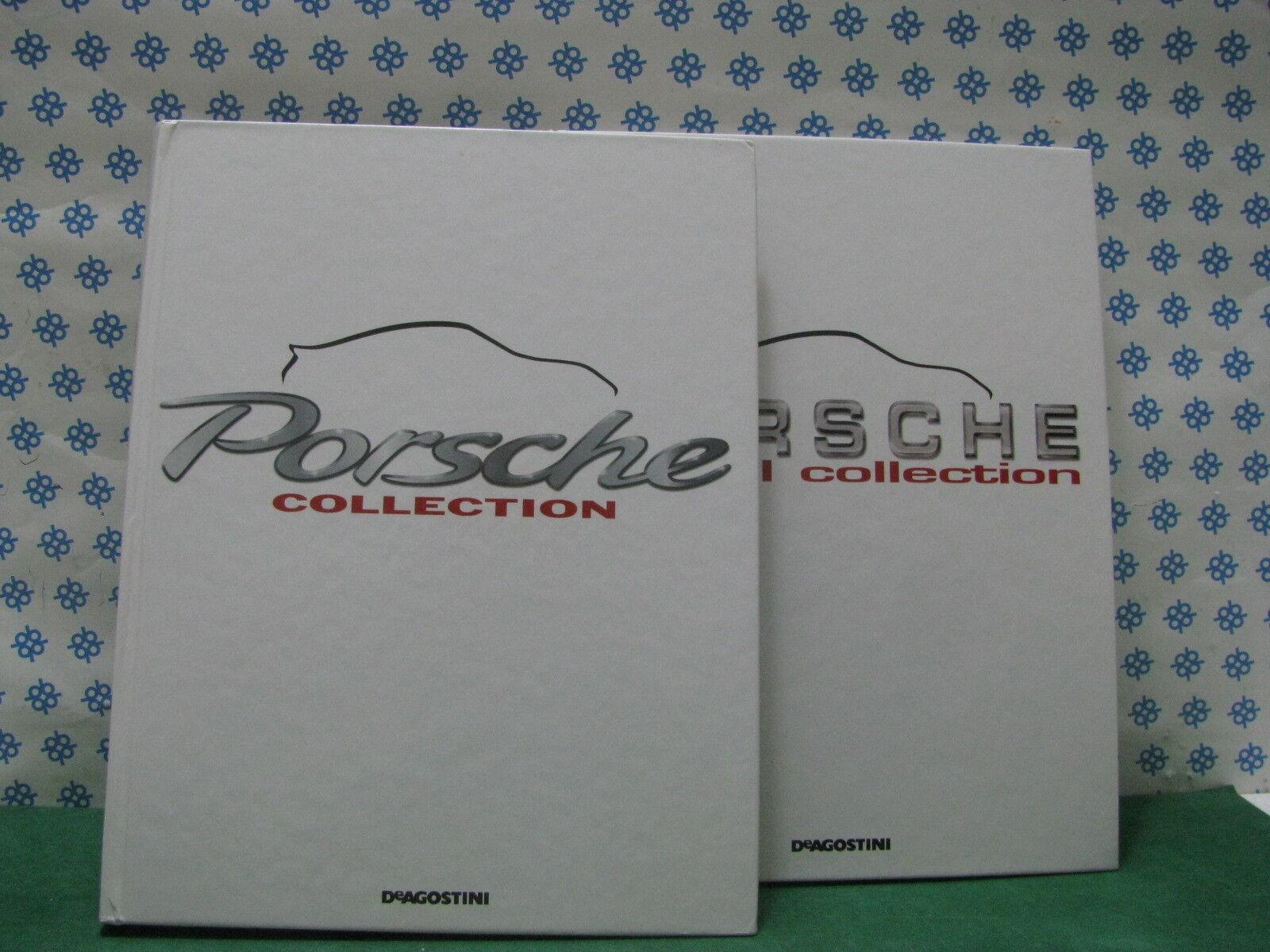 PORSCHE Collection Volumes n ° 2 et 3 lié aux nouveaux