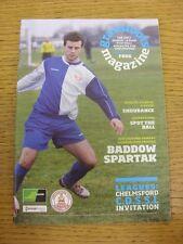 Revista de movilización de Feb-2010: edición 07-el único domingo Liga de fútbol Magazin