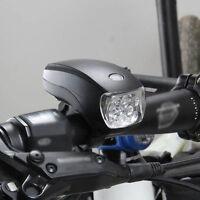 LED Fahrradleuchte Fahrradlicht Set Fahrradbeleuchtung Fahrradlampe + Bracket