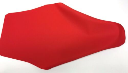 New Honda RED Gripper Seat cover XR250 XR400 1996-06