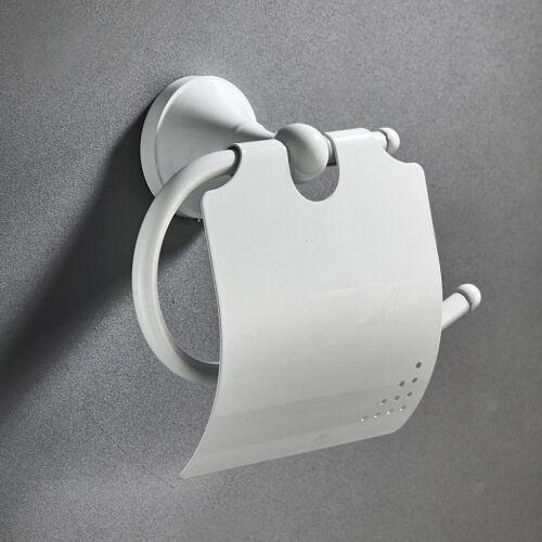 Weiß Antike Papierhalter Toilettenpapierhalter für Badezimmer
