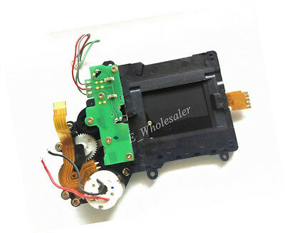 Original Shutter Assembly Unit Replacement for Nikon D7000 Camera with Motor