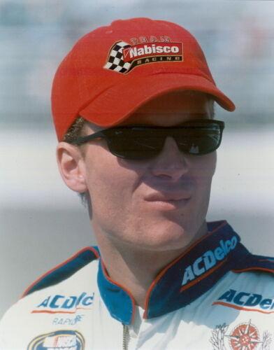 Jr Dale Earnhardt Team Nabisco NASCAR Promo Photo