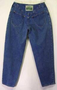 1980s-BUTTON-FLY-High-Tapered-Leg-WHIPP-Sharp-Shooters-ROUGH-RIDING-Jeans-13