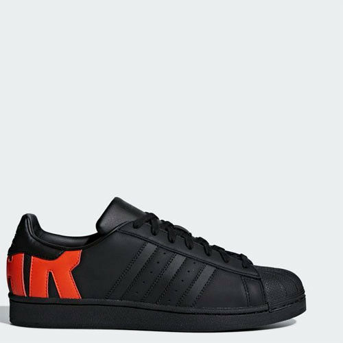 Adidas B37981 Superstar Running shoes black sneakers