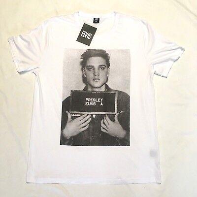 5XL Men/'s T-Shirt 4XL Officially Licensed Elvis Presley Suspicious Minds 3XL