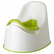 Ikea Childs Childrens Potty LOCKIG - NEW - Toilet Training Aid