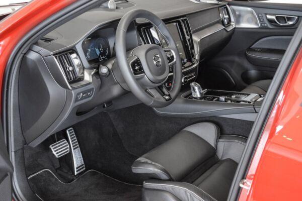 Volvo V60 2,0 T8 390 R-Design aut. AWD - billede 5