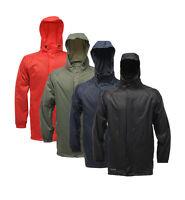 Regatta Mens Pack It Jacket Waterproof & Breathable Packaway Isolite Raincoat