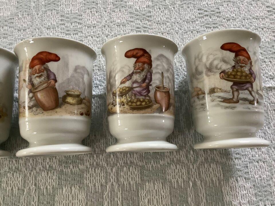 Porcelæn, Julestel, Bing og Grøndahl/Royal Copenhagen