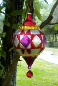 "2012 Jim Shore Holiday 11"" Glass X-Large Christmas Tree ..."