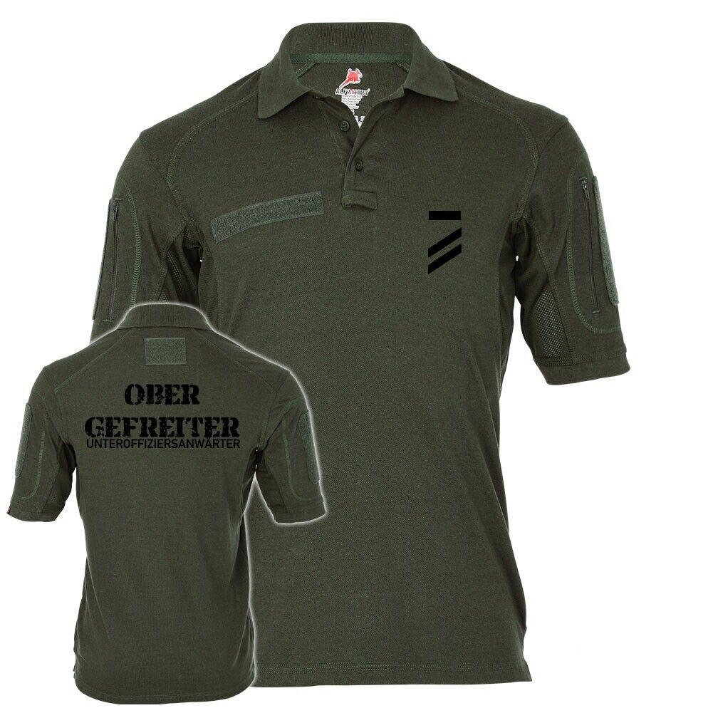 Tactical polo Alfa-caporal sous officier cadet ogefr ua  19264