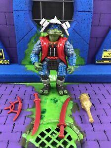 TMNT Teenage Mutant Ninja Turtles Katana 1993 Movie III Samurai Leonardo Leo