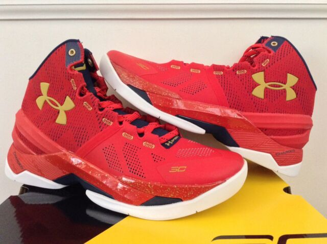 0c4ad23357 Under Armour UA Curry 2 Floor General 8.5 Men Dub Nation MVP Spawn  Clutchfit DS for sale online | eBay