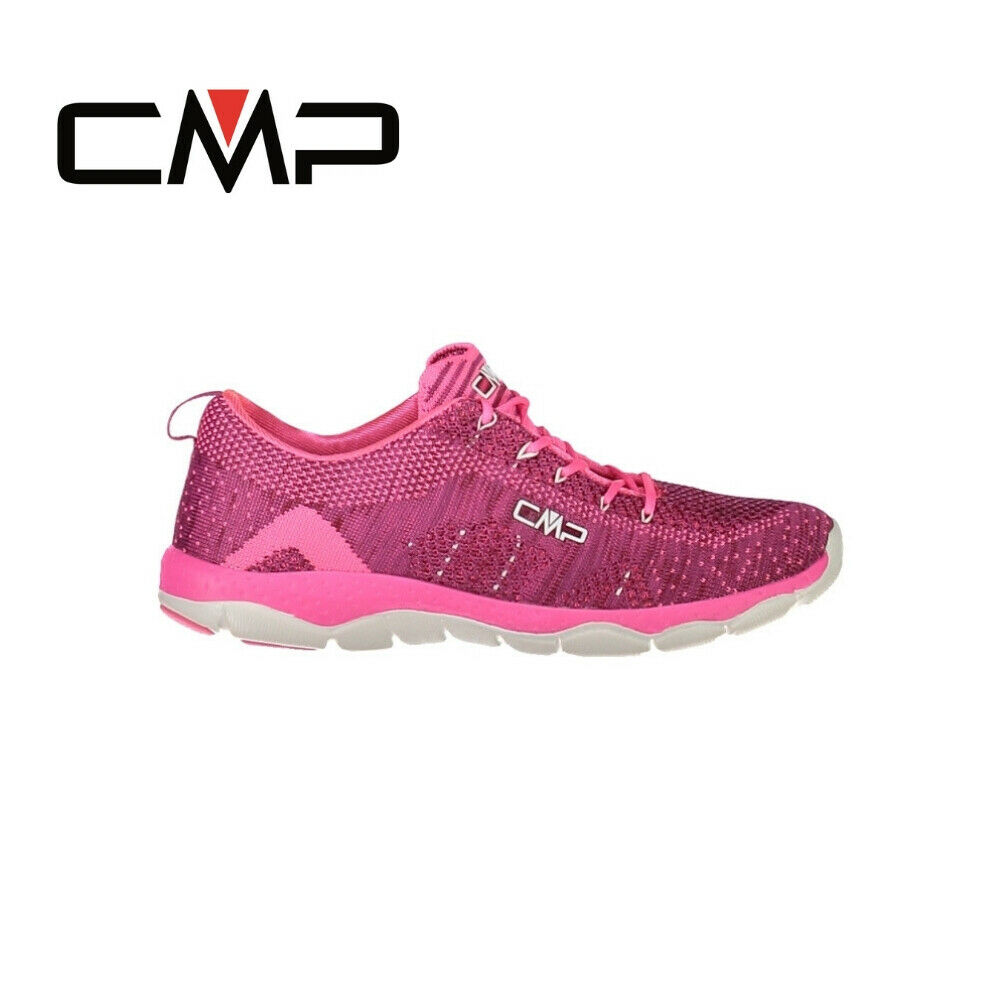 Campagnolo Butterfly Nebula Fitness shoes Pink