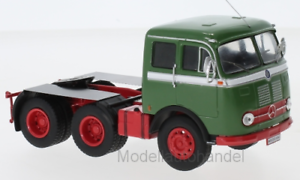 grün//rot Mercedes LPS 333 1960-1:43 IXO   />/>/> NEW  /</</<