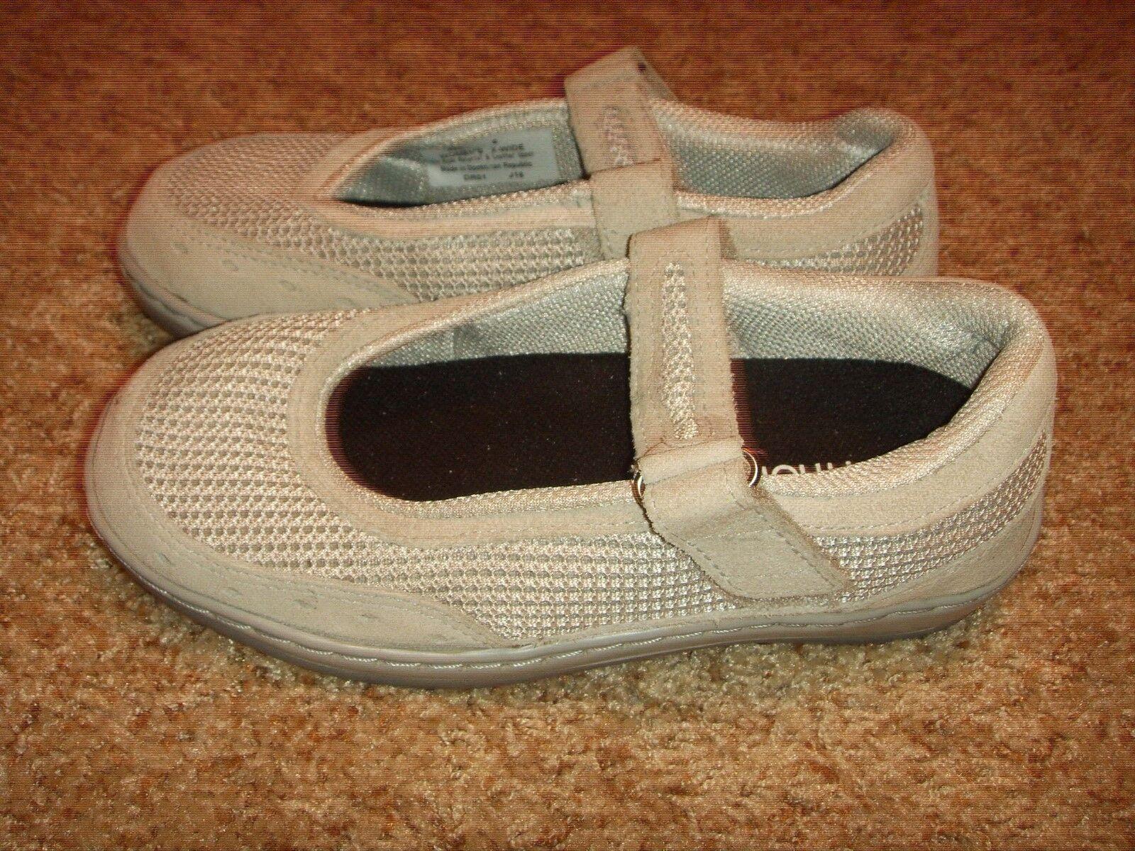 Orthofeet 853 Comfort Diabetic Therapeutic Extra Depth Schuhe Damenschuhe Größe 6EW