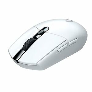 Logitech-G304-G305-LIGHTSPEED-Wireless-Gaming-Mouse-White