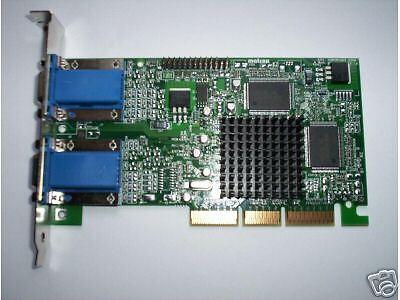 MATROX G450 AGP Dual Head Graphics Card