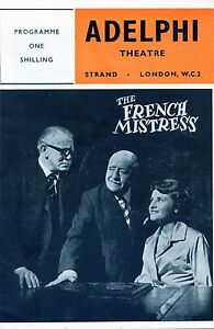 THE-FRENCH-MISTRESS-Theatre-Programme