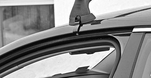 2010+ Ford Focus mk III Roof Rack Dyn Bars K-T 120cm Pair of