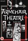 Armchair Theatre Volume 3 - Digital Versatile Disc DVD Region 2