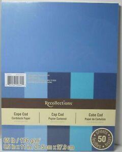 Recollections-Cartulina-Papel-8-1-5-1cm-x-27-9cm-50-Hojas-29-5kg-5-Color-Capa