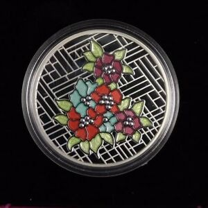 2014-20-Fine-silver-coin-Stained-Glass-Craigdarroch-castle-not-sale-tax