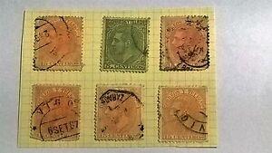 ESPANA-1879-ALFONSO-XII-LOTE-DE-SELLOS-VER-IMAGEN-VISITA-MI-TIENDA