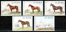 Ireland 1981, Mi.#449-453**, Sc.#505-509**, horses, MNH!