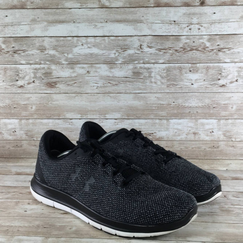 Under Armour Remix Mens Size 12 Charcoal Gray Athl