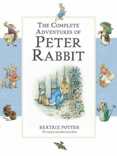The Complete Adventures of Peter Rabbit-ExLibrary