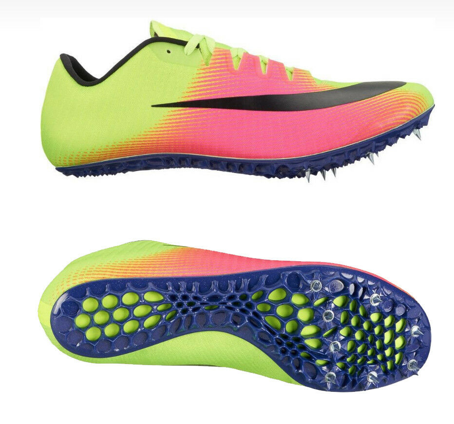 Nike Mens Zoom JA FLY Track 3 OC Rio Track FLY & Field Spikes Volt 882032-999 New Size 11 fcec15