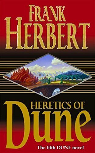 1 of 1 - Heretics of Dune (Heretics of Dune sequence) by Herbert, Frank 0450057771 The