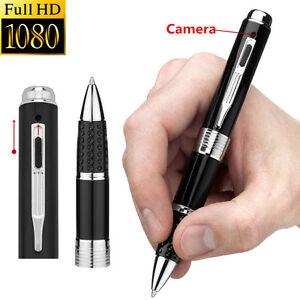 Image Is Loading HD 1080P Spy Camera Pen Voice Recorder Hidden