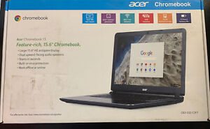 ACER CHROMEBOOK 15, CB3-532-C3F7 Granite Grey