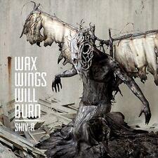 SHIV-R Wax Wings Will Burn CD 2014