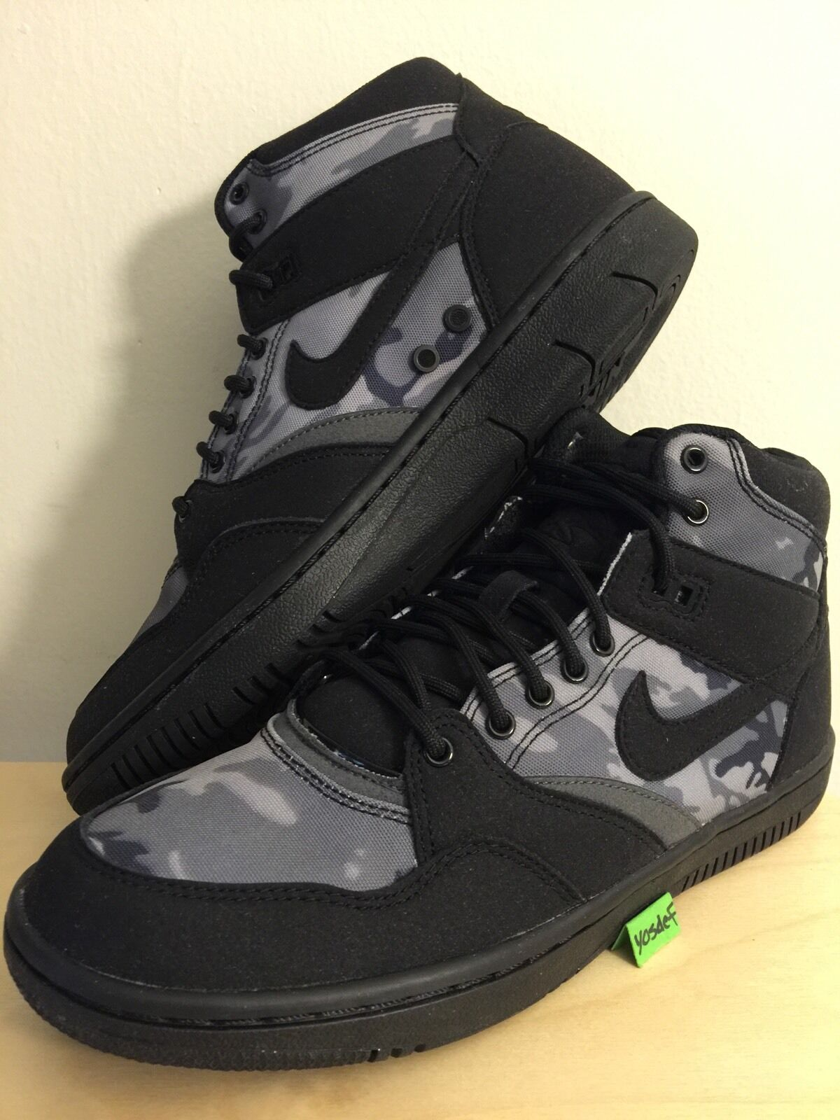 BRAND NEW NIKE SKY FORCE 88 MID STUSSY 2011