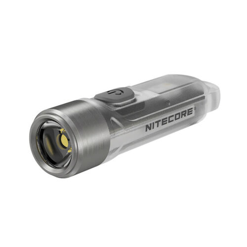 Nitecore TIKI White /& UV Rechargeable LED Key Ring Torch