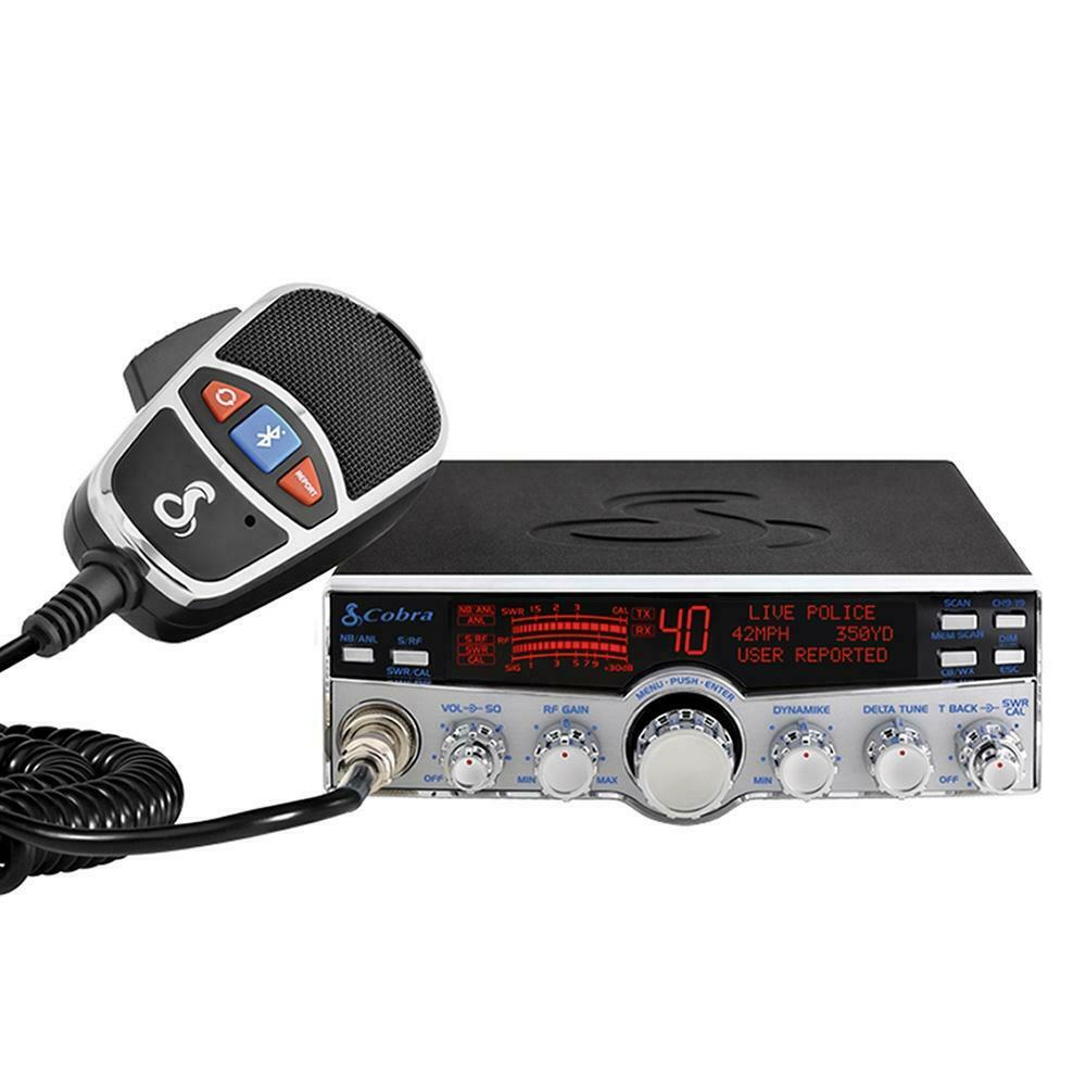 Cobra 29 LX MAX Full Featured Bluetooth Professional CB Radio - 1 yr. Warranty. Available Now for 199.95