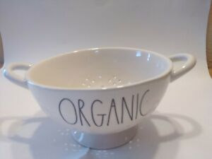 Rae-Dunn-Colander-Strainer-Ceramic-Artisan-Collection-By-Magenta-ORGANIC-NEW