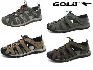 Mens-Gola-Walking-Sandals-Shingle3-Outdoor-Trekking-Hiking-Shoes-Sizes-7-15-UK