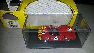Art Model 0175 - Ferrari 330 P Sebring 1965 Grossman Hudson 1:43 *neuf*