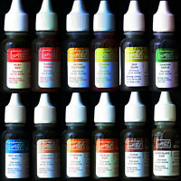 Stampin Up Classic Earth Elements Dye Ink Refill Single Bottle Free Usa Ship