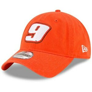 New-Era-Chase-Elliott-Orange-Enzyme-Washed-9TWENTY-Adjustable-Hat
