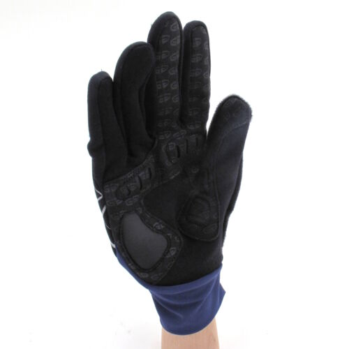 Glacier Mountain Bike MTB Road Winter Cyclocross  Full Finger Gloves Pad//// Small