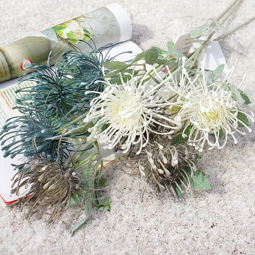 1Pc Artificial Flowers Wedding decoration flores artificiales faux silk flower