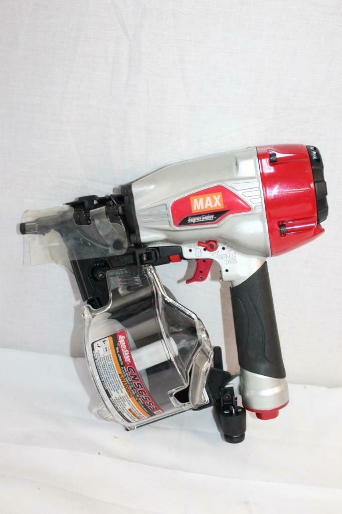 Max CN565S3 SuperSider 15° Siding Nailer    NEW!. Available Now for 359.95