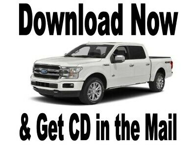 truck service maintenance manual  cd ebay