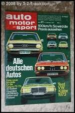 AMS Auto Motor Sport 21/72 * Ford Capri 3000 GXL VW Käfer 1303 Intermeccan